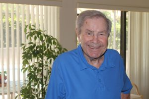 WWII Oral History Interview of Veteran Robert Erskine