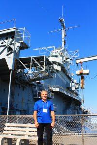 USS Yorktown CV 10